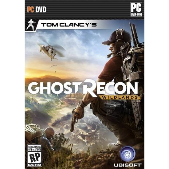 Ghost Recon Wildlands EU CD Key