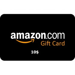 Amazon Gift Card 10USD