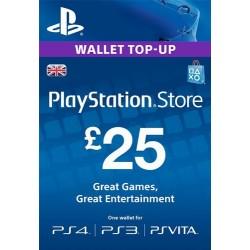 PSN Card 25£ UK