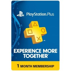 PSN Plus 1 Month UK