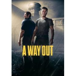 اکانت اورجین بازی A Way Out