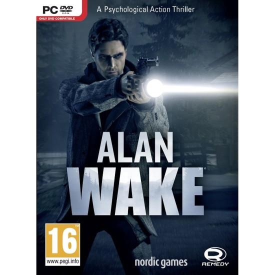 Alan Wake Cd Key