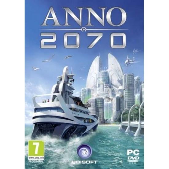 Anno 2070 CD KEY