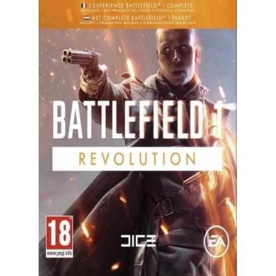 Battlefield 1 Revolution Edition CD Key