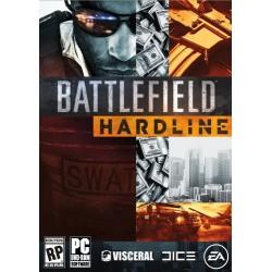 Battlefield Hardline EU CD Key