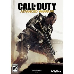 Call of Duty Advanced Warfare EU CD Key
