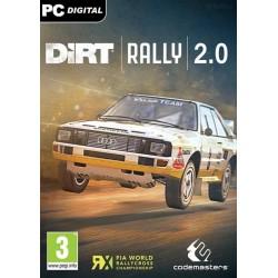 DiRT Rally 2.0 CD Key