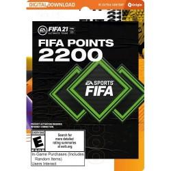 FIFA 21 - 2200 FUT PC Points