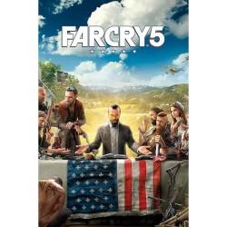 اکانت یوپلی بازی Far Cry 5