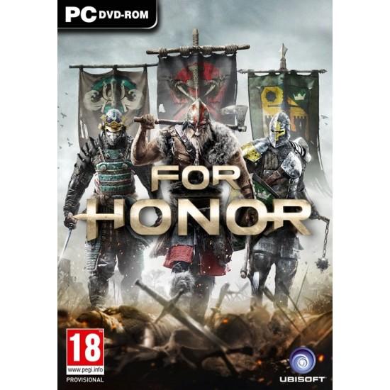 اکانت یوپلی بازی For Honor
