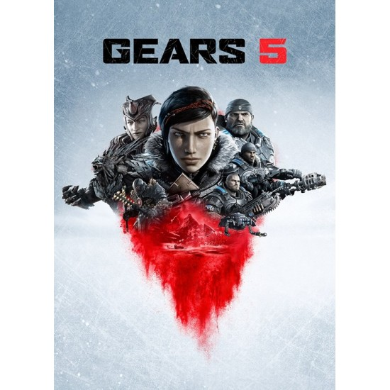 Gears 5 PC/Xbox One CD Key