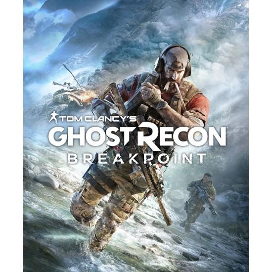اکانت یوپلی بازی Ghost Recon Breakpoint
