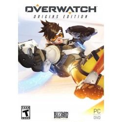 Overwatch Standard Edition CD Key