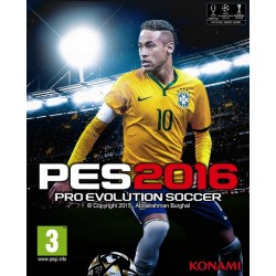 Pro Evolution Soccer 2016 CD Key