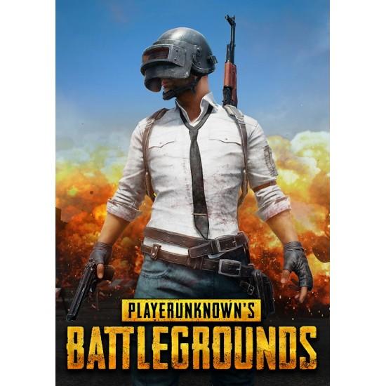 Playerunknowns Battlegrounds CD Key