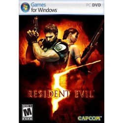 Resident Evil 5 Gold Edition CD Key