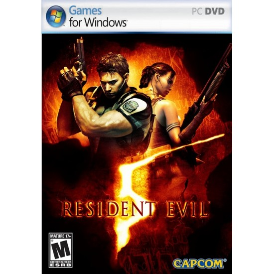 Resident Evil 5 Gold Edition CD Key