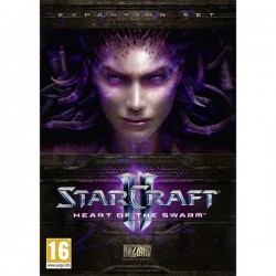 StarCraft 2: Heart of the Swarm EU Cd Key