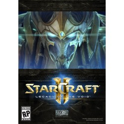 StarCraft II Legacy of the Void EU CD Key