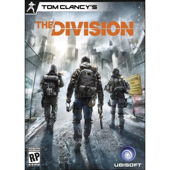 اکانت یوپلی بازی The Division Gold Edition