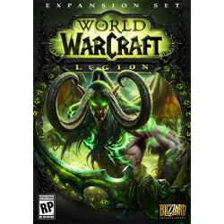 World of Warcraft Legion + Free Boost to Level 100 EU CD Key