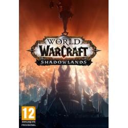 World of Warcraft Shadowlands Base Edition EU CD Key