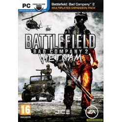 Battlefield Bad Company 2 Vietnam Cd Key