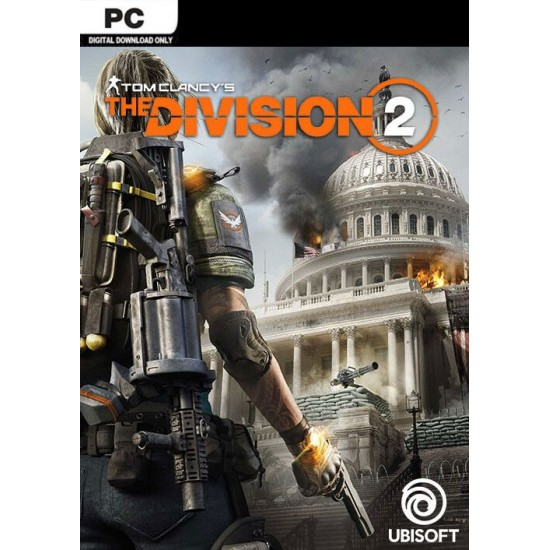 Tom Clancys The Division 2 CD Key