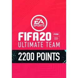 FIFA 20 - 2200 FUT PC Points