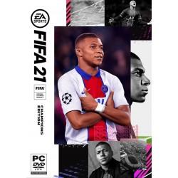 اکانت اورجین بازی FIFA 21