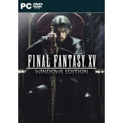 Final Fantasy XV Windows Edition CD Key