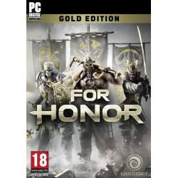 اکانت یوپلی بازی For Honor Gold Edition