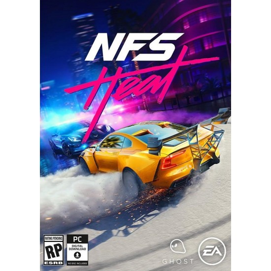 Need for Speed Heat CD Key