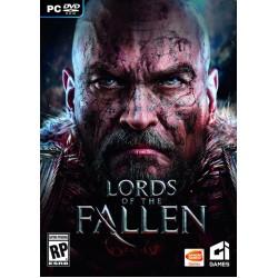 Lords Of The Fallen EU CD Key