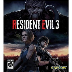 Resident Evil 3 Remake CD Key