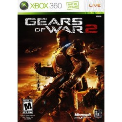 Gears Of War 2 Xbox 360/One Digital Code