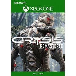 Crysis Remastered Xbox One Digital Code