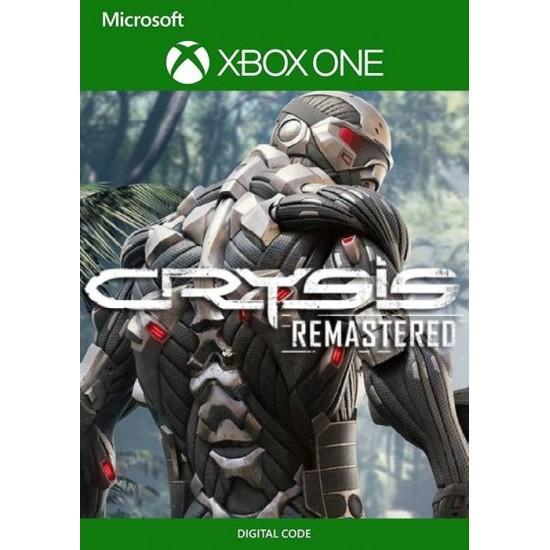 Crysis Remastered Xbox One Digital Code