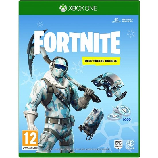 Fortnite Deep Freeze Xbox One Digital Code