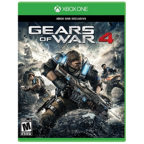 Gears of War 4 Xbox One / Windows 10 Digital Code