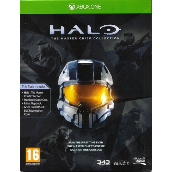 Halo Master Chief Collection Xbox One Digital Code