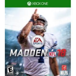 Madden NFL 18 Xbox One Digital Code