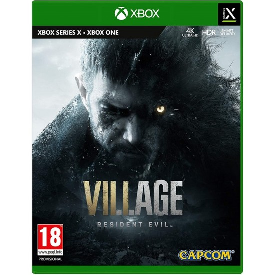 Resident Evil Village One X S Digital Code
