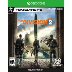Tom Clancy The Division 2 Xbox One Digital Code