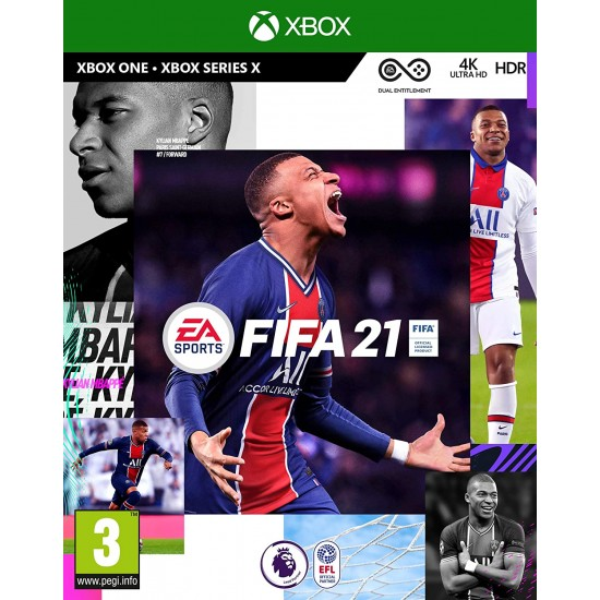 FIFA 21 Ultimate Edition One|X|S Digital Code