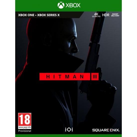Hitman 3 Standard Edition One|X|S Digital Code
