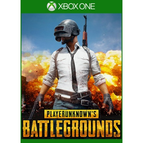 Playerunknowns Battlegrounds Xbox One Digital Code