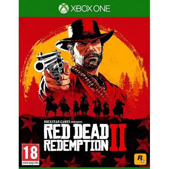 Red Dead Redemption 2 Xbox One Digital Code