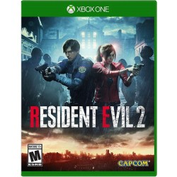 Resident Evil 2 Remake Xbox One Digital Code