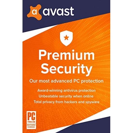 Avast Premier 2020 1 PC 1 Year